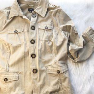 Mossimo utility jacket XXL